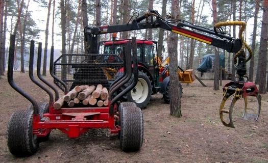 Lesní mechanizátor