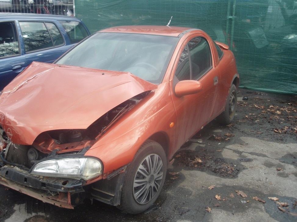 likvidace autovraku Uherské Hradiště