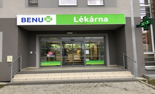 Lekarna BENU LUNAKROM MORAVIA s.r.o.
