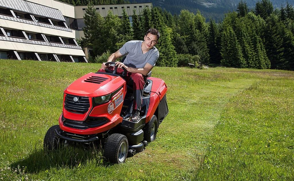 Malotraktory usnadní práci na zahradě