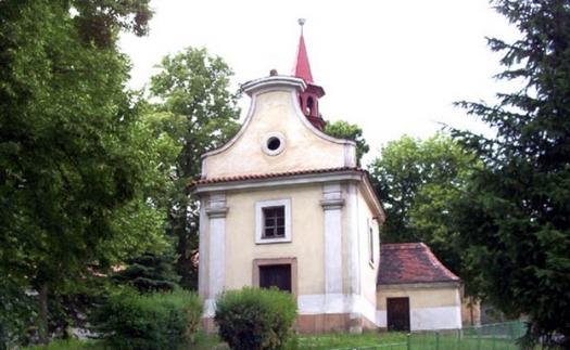 Kaple svatého Michala