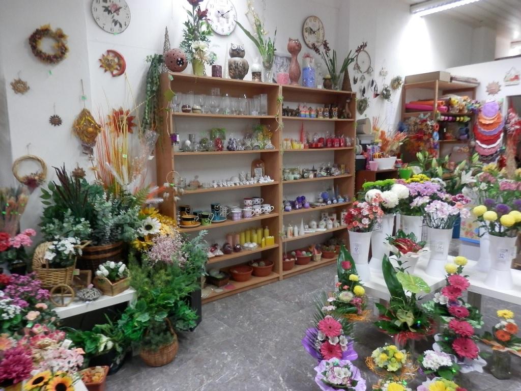Prodej květin a dárků Tábor