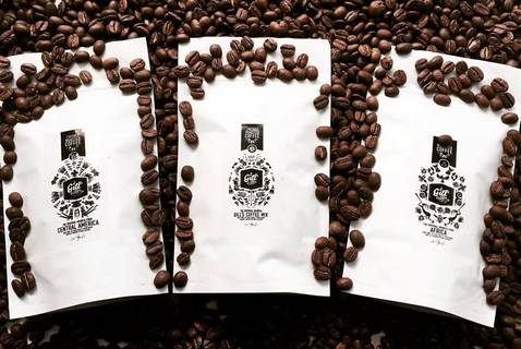 Prodej mleté kávy
