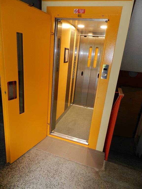 montáže výtahů