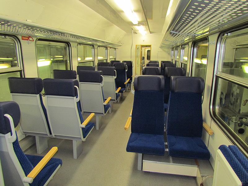 Modernizace sedadel