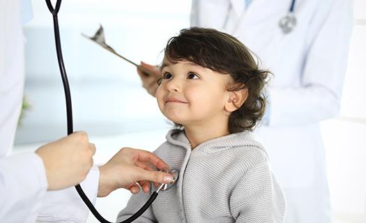 MUDr. Zdeňka HRUBEŠOVÁ - dětský lékař