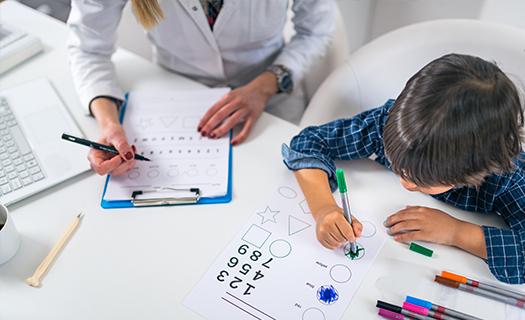 PHDR. ALICE STROSSOVÁ - dětský klinický psycholog