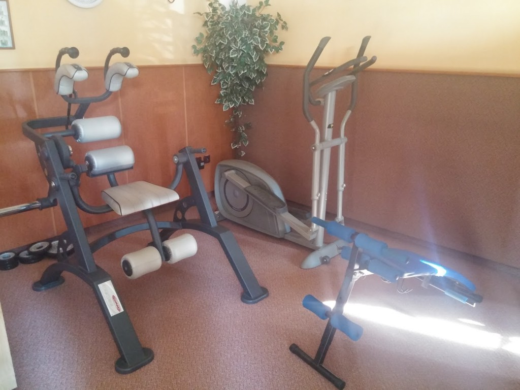 Nenáročné cvičení i pro starší