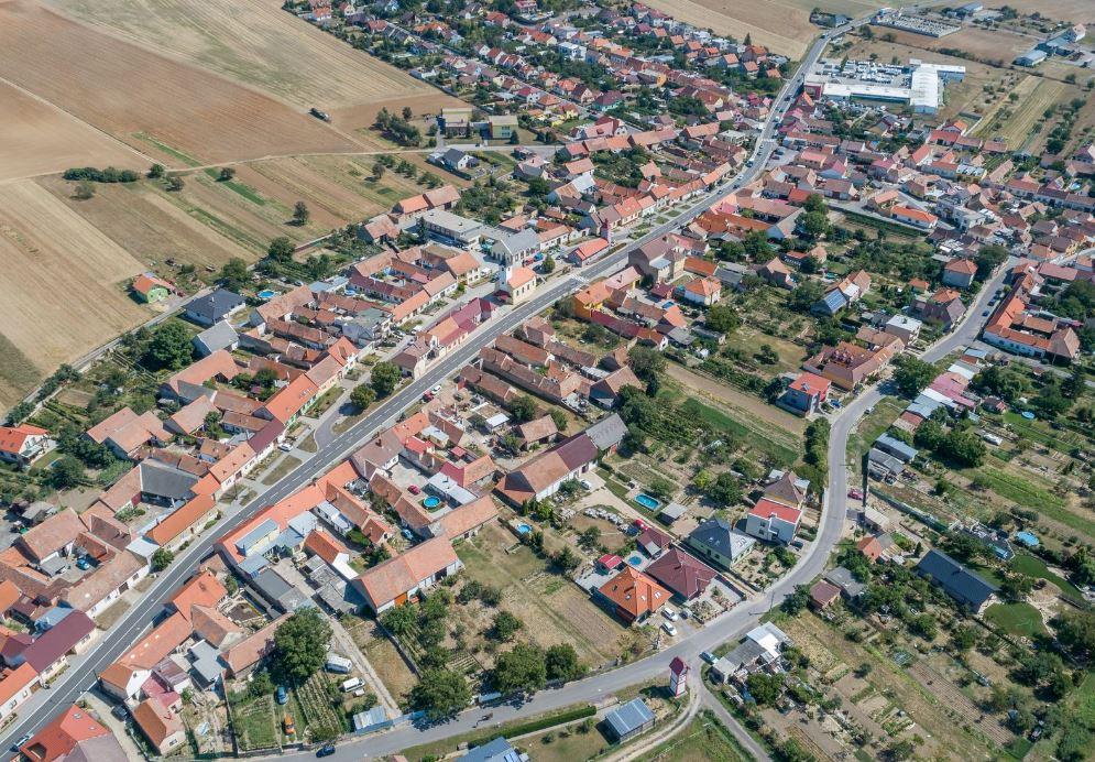 Obec Kuchařovice Obecní úřad