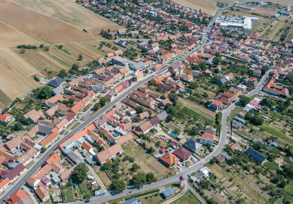 Obec Kuchařovice