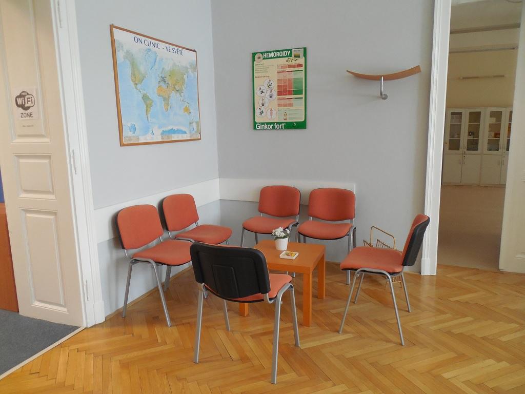 Specializované pracoviště ProctoClinic Brno