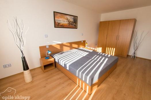 Komfortní ubytování se zázemím