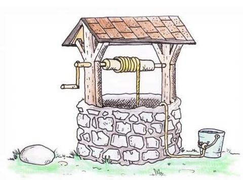 Údržba, oprava studní