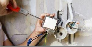 Opravy elektroinstalací