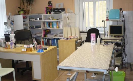 MVDr.Jaroslav Štekl - veterinární klinika