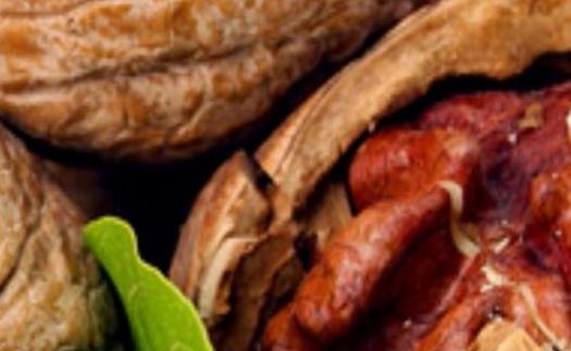 Kvalitní a chutné ořechy