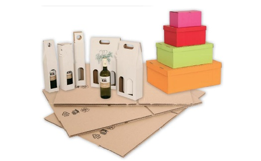 Obaly a krabice na víno
