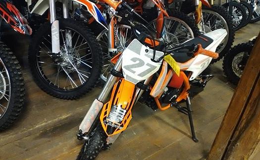 Servis enduro, sportovních motocyklů