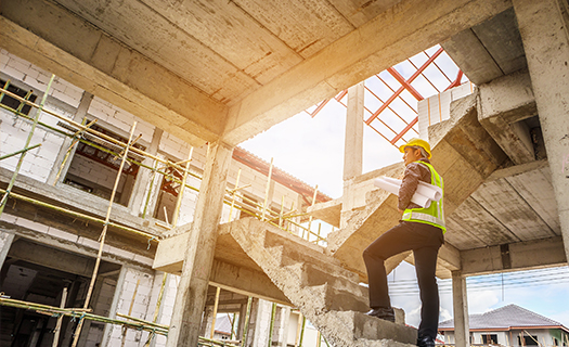 Výstavba bytových a nebytových budov