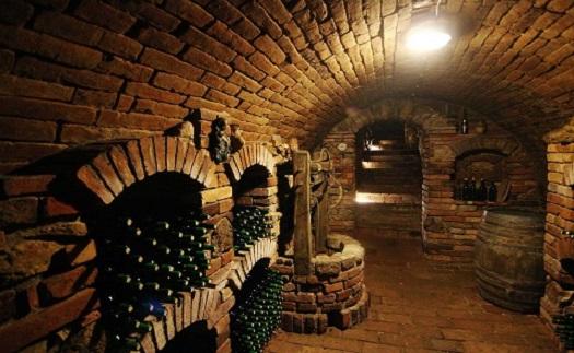 Degustujte moravské víno ve vinném sklepu ve Valticích