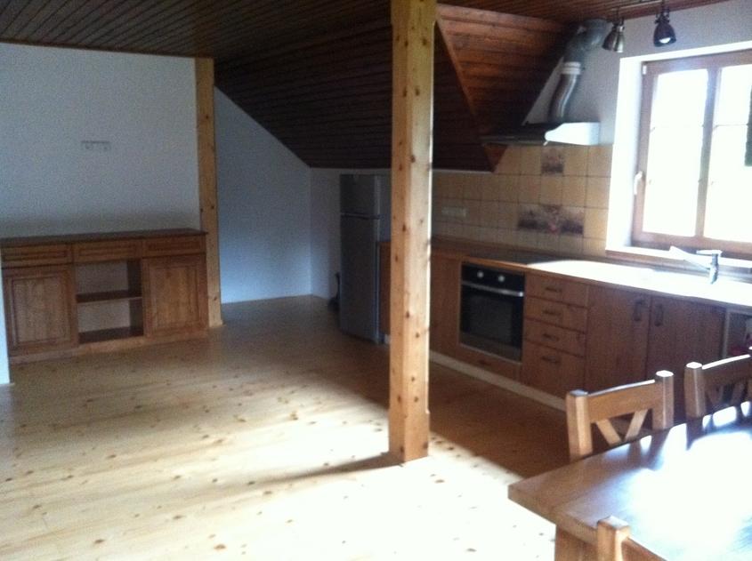 Moderně vybavené apartmány typu 4+kk