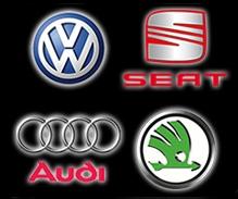Autoservis Audi, Seat, Škoda, VolksWagen