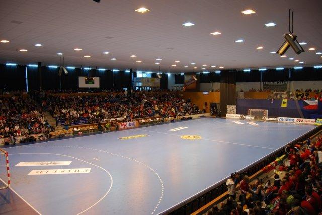 Sportovní hala pro koncerty, výstavy