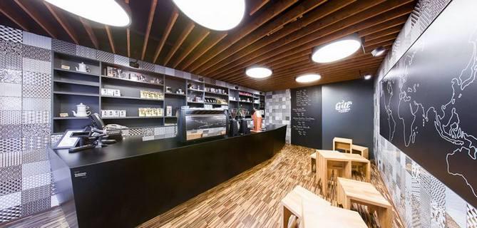 Pražírna kávy Gill's Coffee