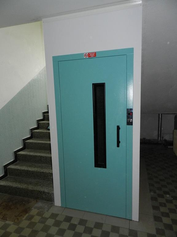 prodej výtahů
