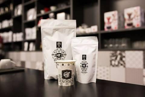 Zakázková pražírna výběrové kávy