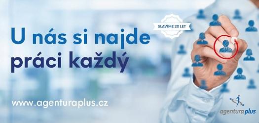 AGENTURA PLUS, spol. s r.o. Sluzby v oblasti personalistiky Praha