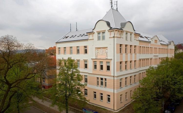 Střední průmyslová škola, Ústí nad Labem, Resslova 5, příspěvková organizace