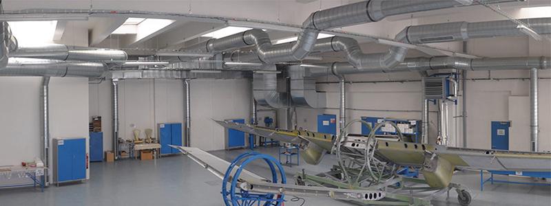 Průmyslová vzduchotechnika