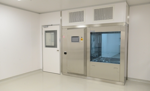 Farmaceutická výroba, laboratoře