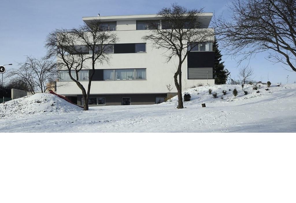 Nadčasový rodinný dům - stavba