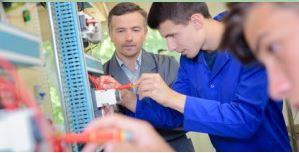 Školení elektrikářů