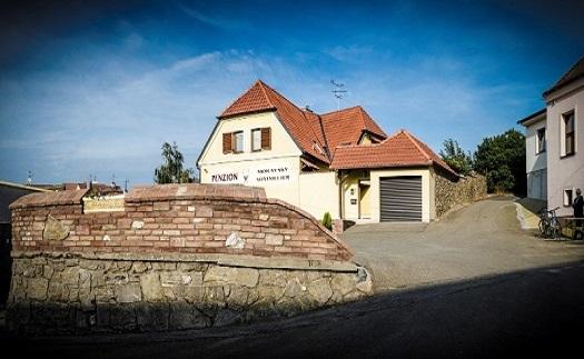 Penzion a vinný sklep Moravský sommelier ubytování Valtice