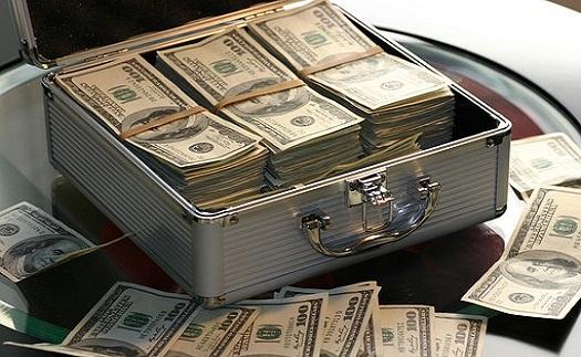 Vykupování měny Hodonín, americký dolar