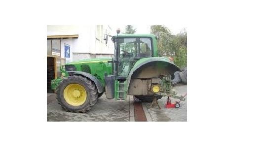 Prodej, výměna, servis pneumatik a duší zemědělské stroje