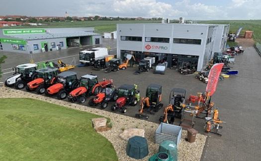 SYNPRO, s.r.o. Prodej a servis zemědělské techniky