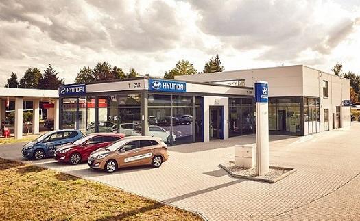T - CAR spol. s r.o. Prodej a servis Hyundai