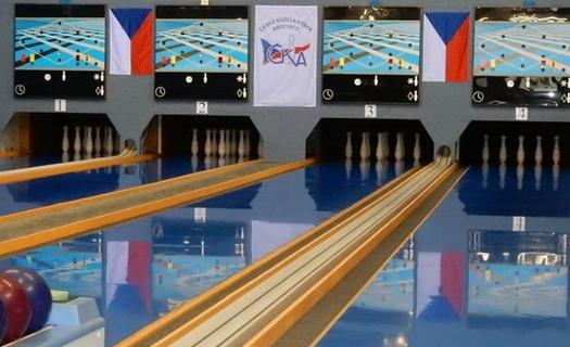 Sportovní hala, bowling