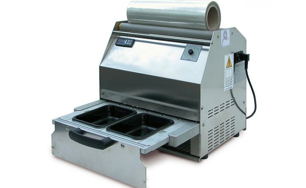 Stroje pro balení misek