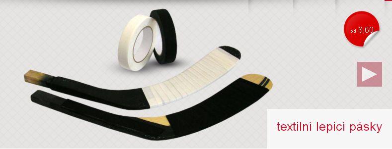 Textilní lepicí pásky