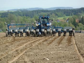 Setí kukuřice a slunečnice, Agroprogres - Servis, s.r.o.