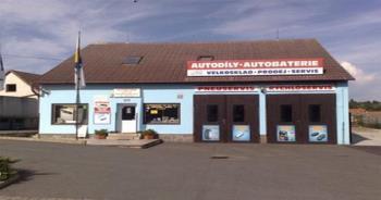 Autodíly, prodejna, Autobaterie Kopečný s.r.o.