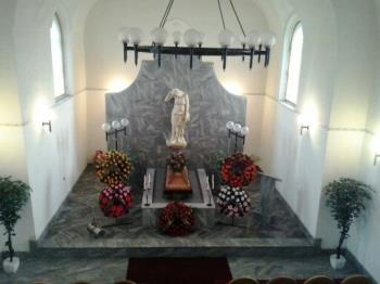 Obřadní síň v Konici, Pohřebnictví Otakar Svoboda