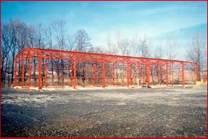 Výroba a montáž ocelových konstrukcí, BSM - kovovýroba s.r.o.