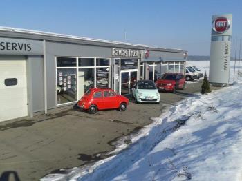 Autosalon Fiat Fr�dek M�stek, Pavlas Trust s.r.o.