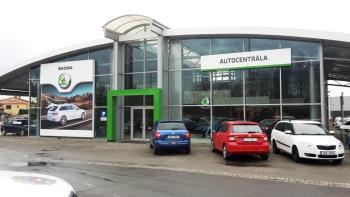 Autosalon Škoda Ostrava, AUTOCENTRÁLA s.r.o. Autosalon Škoda Ostrava